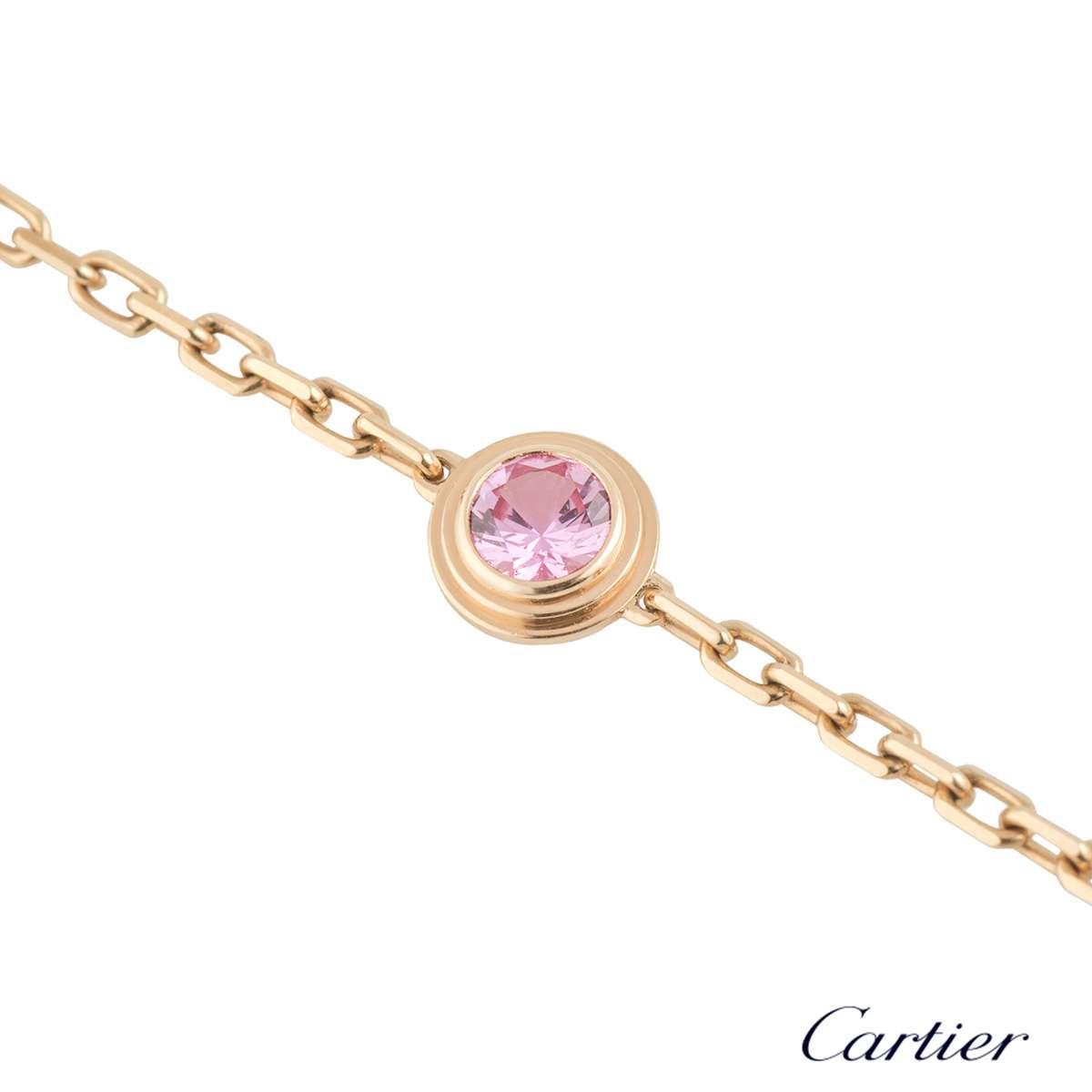 Cartier Dimants Legers Bracelet